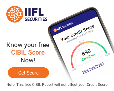 Know your free CIBIL Score Now